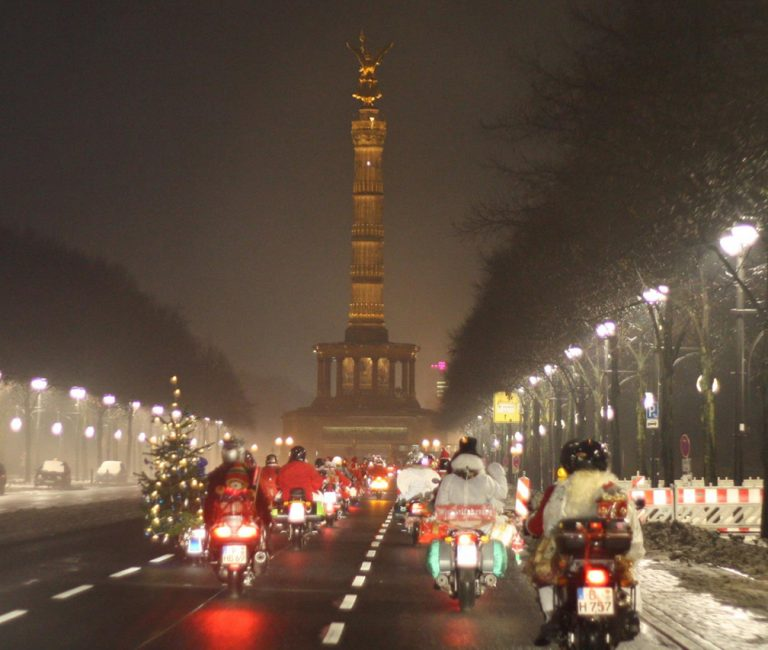 23. Berlin Christmas Bike Tour 2020