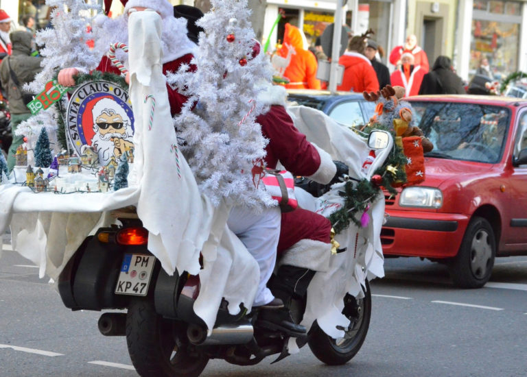 22. Berlin Christmas Biketour 2019
