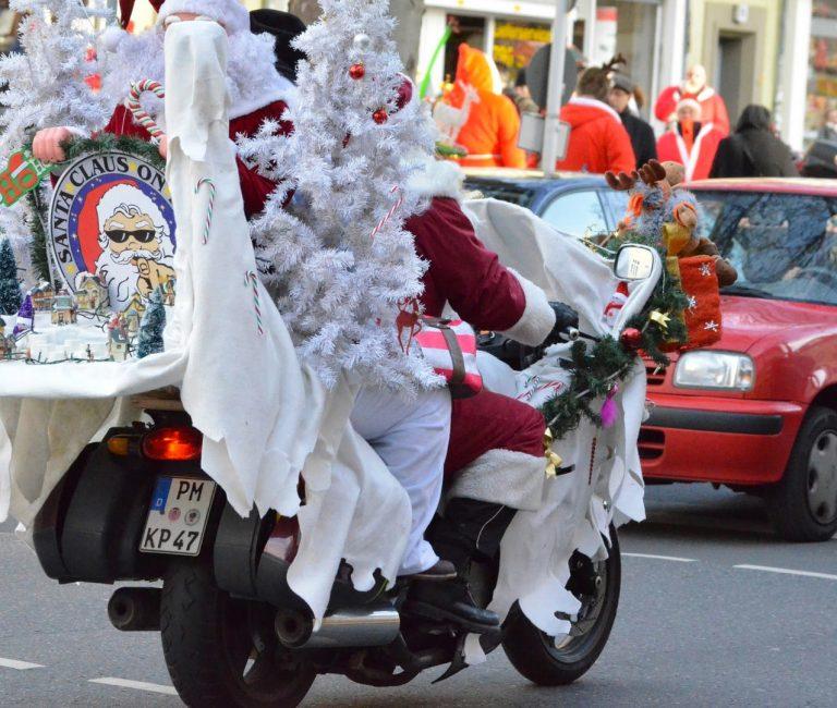 22. Berlin Christmas Biketour 2019