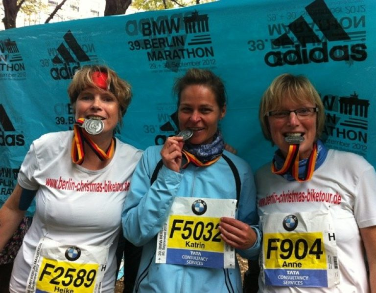 39.BMW Berlin Marathon – 2012