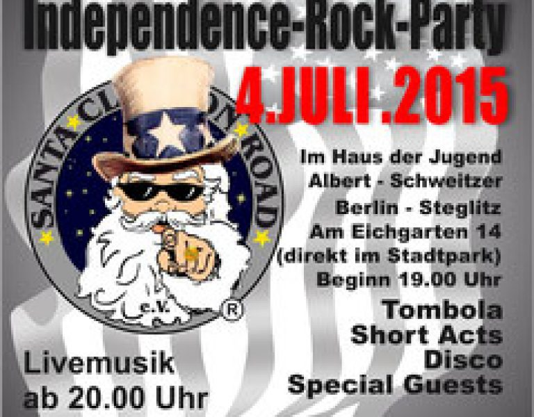 Sommerparty – 2015
