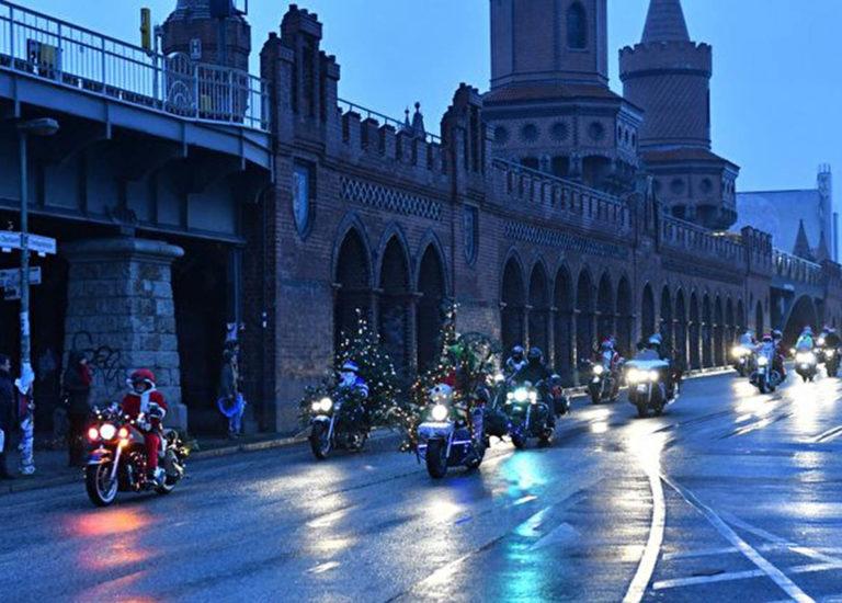 24. Berlin Christmas Bike Tour 2021